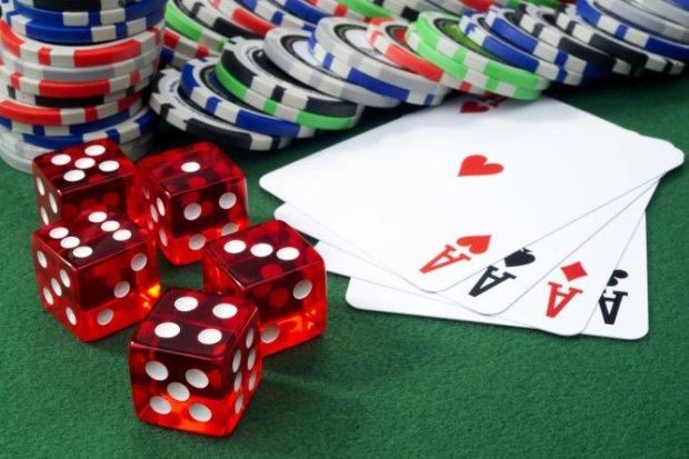 GAMBLING SPELLS
