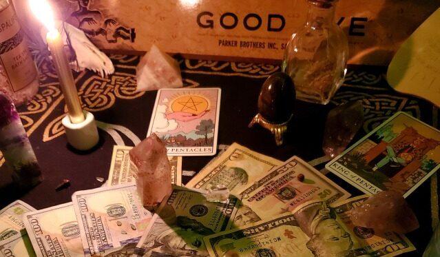 WEALTH MONEY SPELLS
